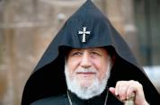 Ամենայն Հայոց Կաթողիկոսը երկօրյա այցով մեկնել է Մոսկվա