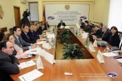 Կայացել է ՀՀ բնապահպանության նախարարին կից գիտատեխնիկական խորհրդի հերթական նիստը