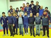 Հայ ազատ ոճայինները 9 մեդալ են նվաճել Խարկովի միջազգային մրցաշարում