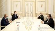 Վարչապետն ընդունել է Իրանի արտաքին գործերի նախարարի տեղակալ Սեյյեդ Աբբաս Արաղչիին