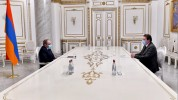 Վարչապետ Փաշինյանը շարունակում է հանդիպումները գործարար դաշտի ներկայացուցիչների հետ