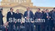 Հանրապետության հրապարակում մեկնարկել է վարչապետի նախաձեռնած հանրահավաքը (ուղիղ միացում)