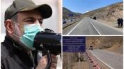 Զառիթափ-Նոր Ազնաբերդ-Նախիջևանի սահման 14 կիլոմետրանոց ճանապարհը հիմնովին վերակառուցվել է․ ...