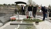 Վարչապետը հարգանքի տուրք է մատուցել Կոմանդոսի հիշատակին․ (լուսանկարներ)