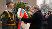 Բանակի օրվա առթիվ վարչապետ Նիկոլ Փաշինյանն այցելել է «Եռաբլուր» պանթեոն․ (լուսանկարներ)