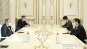 Հայաստանն ու Չինաստանը շահագրգռված են համագործակցության զարգացմամբ. Նիկոլ Փաշինյանը հրաժեշ...