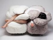 Դիզայները «գրկող» բազմոցներ է ստեղծել, որպեսզի մարդիկ իրենց միայնակ չզգան (լուսանկարներ)