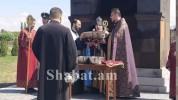Եղվարդի Սուրբ Սարգիս եկեղեցու բակում տեղի ունեցավ Արցախյան 44-օրյա պատերազմի հերոսների հիշ...