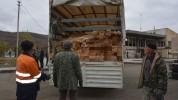 ՌԴ-ն քաղաքացիական պաշտպանության և աղետների հետևանքների վերացման նախարարությունը մարդասիրակ...