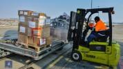 Գերմանիայից հատուկ չվերթով Երևան է ժամանել 30 տոննա հումանիտար օգնություն