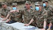 Օնիկ Գասպարյանի գլխավորած պատվիրակությունն այցելել է Արցախ․ բարձրաստիճան զինվորականներն առ...