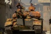 Սիրիացի գրոհայինները հանձնել են զենքն ու սկսել են հեռանալ Դումեյր քաղաքից