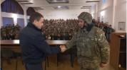 «Հպարտանում եմ ձեզնով». Օսիպյանի «հեղափոխական» խոսքը՝ սահմանապահ ոստիկաններին