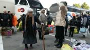 Ռուս խաղաղապահների ուղեկցությամբ Ստեփանակերտ է վերադարձել ևս 2400 փախստական