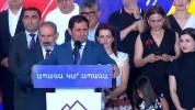 Հայաստանում այլևս փակված է արատավոր երևույթների, ժողովրդին ստրկացնելու, կաշառելու, վախեցնե...