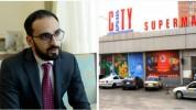 Տիգրան Ավինյանի որոշմամբ՝ վեց ժամով արգելվել է Բագրատունյաց «Երևան Սիթի»-ի և 3 այլ տնտեսվա...