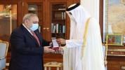 Կատարի էմիրը պարգևատրել է ՀՀ դեսպանին «Ալ Վաջբա» բարձրագույն շքանշանով