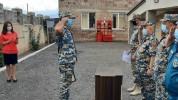 Տավուշի մարզային փրկարարական վարչության 20 աշխատակիցներ արժանացել են պարգևների․ ԱԻՆ