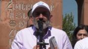Նիկոլ Փաշինյանն այցելել է Այնթապ համայնք (տեսանյութ)