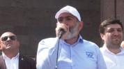 Նիկոլ Փաշինյանը թիմակիցների հետ Չարենցավանում է (ուղիղ միացում)