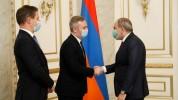 Վարչապետը և Ֆրանսիայի պետքարտուղարը քննարկել են տնտեսական համագործակցության հարցեր