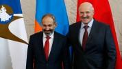Ալեքսանդր Լուկաշենկոն շնորհավորել է Նիկոլ Փաշինյանին