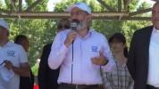 «Քաղաքացիական պայմանագիր» կուսակցության քարոզարշավը Մասիսում (ուղիղ միացում)