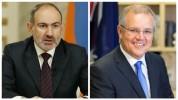 Վարչապետը շնորհավորական ուղերձ է հղել Ավստրալիայի վարչապետին