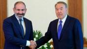 Հայաստանի վարչապետի պաշտոնում Դուք կարևոր գործունեություն եք ծավալում. Նուրսուլթան Նազարբա...