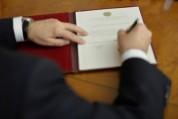 Վարչապետը իր աշխատակազմի իրավաբանական վարչության պետին ազատել է պաշտոնից