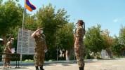 ՀՀ պաշտպանության նախարարի հրամանով մի շարք զինծառայողներ պարգևատրվել են գերատեսչական մեդալ...