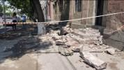 Երևանում շենքի պատշգամբի պատը փլուզվել և ընկել է 2 կանանց վրա․ վերջիններս հրաժարվել են հոս...
