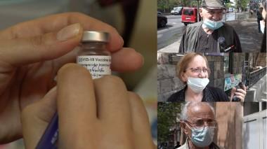Կորոնավիրուսի դեմ պատվաստվել է 2000 մարդ․ AstraZeneca թե՞ Sputnik V․ ի՞նչ դիրքորոշում ունեն մարդիկ (տեսանյութ)