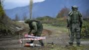 Լեռնային Ղարաբաղում ականի պայթյունից ռուս սպա է վիրավորվել, տուժել են Արցախի ԱԻՊԾ աշխատակի...