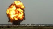 Զոդման աշխատանքների ժամանակ տեղի է ունեցել 20 տոննա դիզելային վառելիքի բաքի պայթյուն` հրդե...