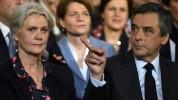 Ֆրանսիայի նախագահի թեկնածու Ֆրանսուա Ֆիյոնի կնոջը կալանավորել են