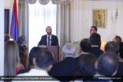 Մեկնարկել է ԱԺ նախագահ Արարատ Միրզոյանի աշխատանքային այցն ԱՄՆ