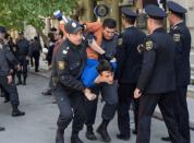ԵՄ-ը դատապարտել է Ադրբեջանի իշխանություններին չարտոնված ցույցը ցրելու համար