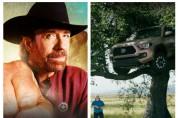 Չակ Նորիսը նկարահանվել է Toyota-ի գովազդում (տեսանյութ)