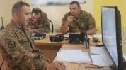 1-ին զորամիավորման հրամկազմն անցկացրել է ենթակա զորամասերի պլանների ճշգրտման աշխատանքներ