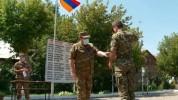 ՀՀ պաշտպանության նախարարի հրամանով` մի շարք զինծառայողներ պարգևատրվել են գերատեսչական մեդա...