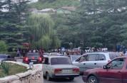 Քաղաքացիները փակել են ՀՀ-Վրաստան միջպետական ճանապարհը. անտառհատում իրականացնելու թույլտվու...