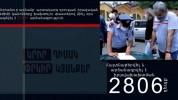 Հուլիսի 6․ Ստուգումներով հայտնաբերվել է օրինախախտման 2806 դեպք, խախտումների ընդհանուր թիվը...