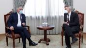 Փոխվարչապետը հանդիպում է ունեցել Համաշխարհային բանկի տարածաշրջանային տնօրենի հետ