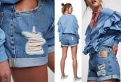 Ջինսե կարճ տաբատների նորաձև 10 տարբերակ (լուսանկարներ)