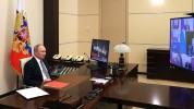 Պուտինը Անվտանգության խորհրդի նիստին ներկայացրել է Փաշինյանի եւ Ալիևի հետ հանդիպման արդյու...