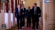 Պուտին-Փաշինյան հանդիպման կուլիսային կադրերը և ՀՀ վարչապետի՝ մինչ այժմ չհրապարակված հարցազ...