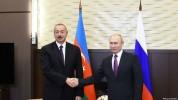 Պուտինն ու Ալիևը քննարկել են իրադրությունը հայ-ադրբեջանական սահմանին