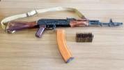Մուշի բակիչը իր տանը կից խորհրդանոցում մաքրման աշխատանքներ կատարելիս զենք է հայտնաբերել