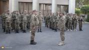 Քննչական կոմիտեի ծառայողներից զինվորագրել է 180 կամավորական (լուսանկարներ)